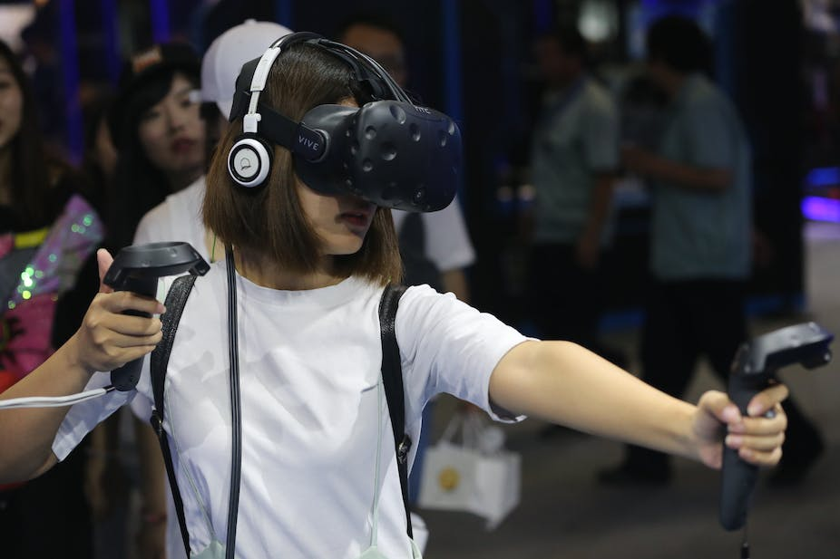 Sexual assault enters virtual reality