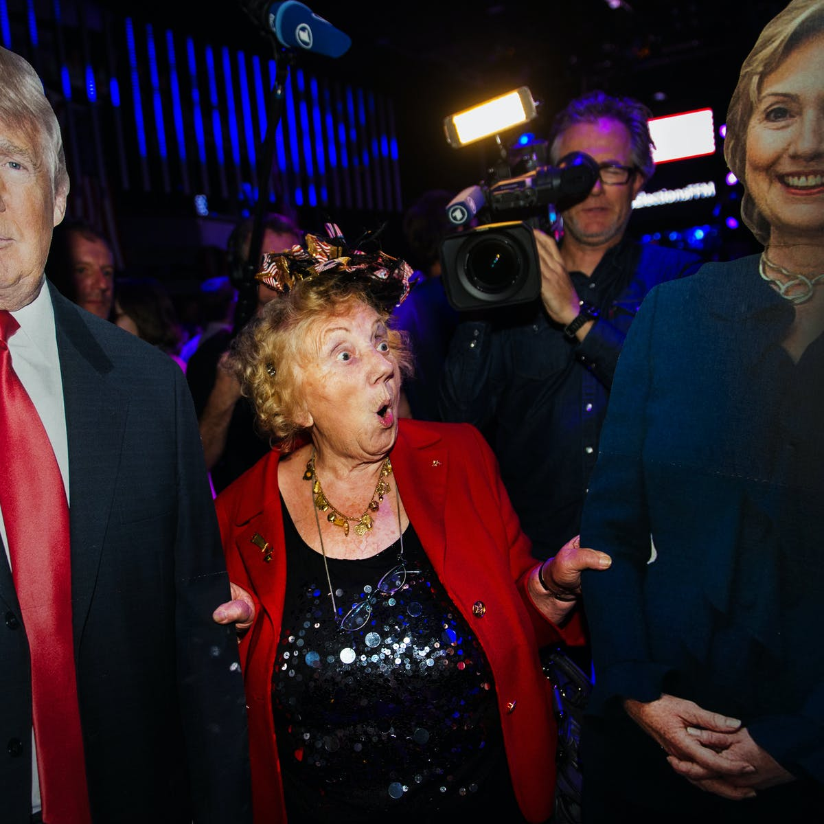 Expert reaction: how Trump\'s big night unfolded across the US
