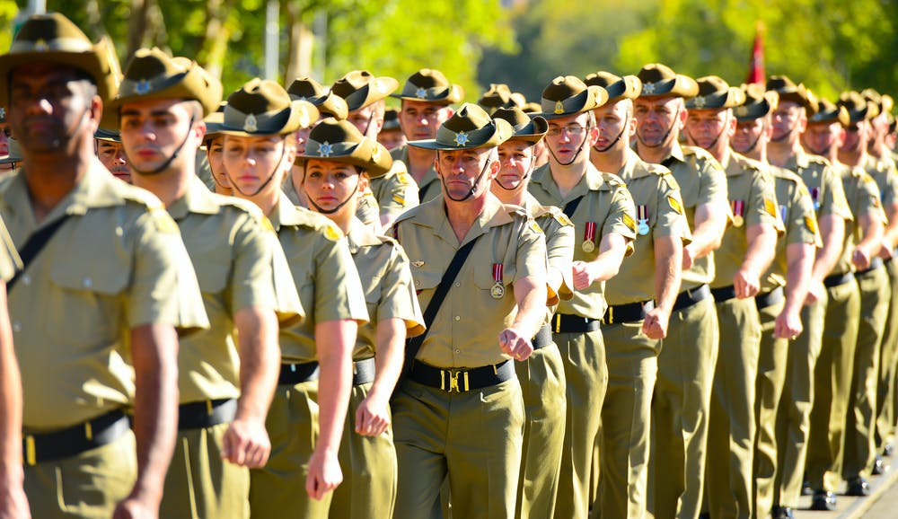 friday essay the arts and our still born national identity anzac celebrations cost almost twice as much as the arts budget chris phutully flickr cc by