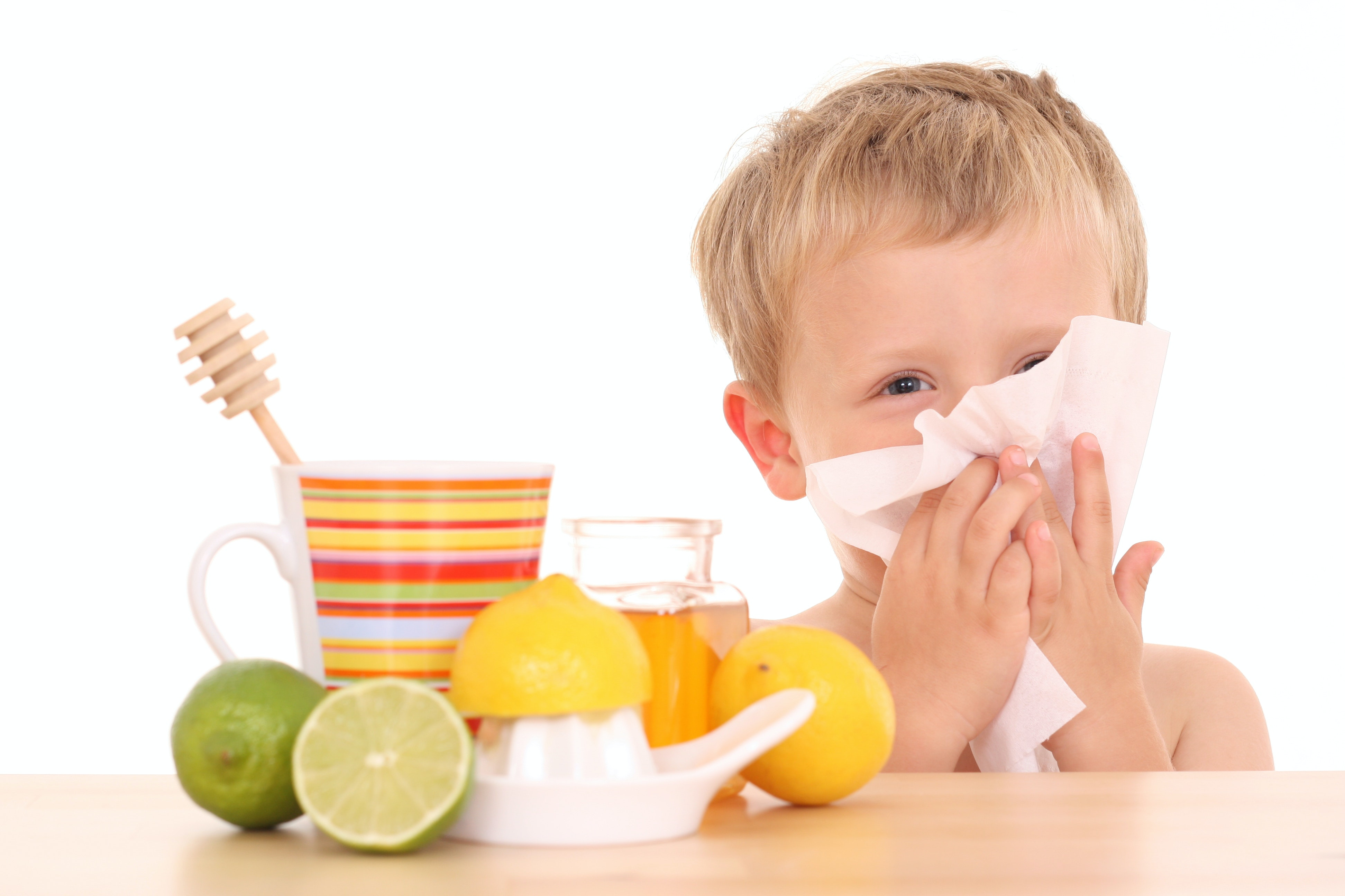 Than to treat a cold in infants Pharmacy and traditional medicine