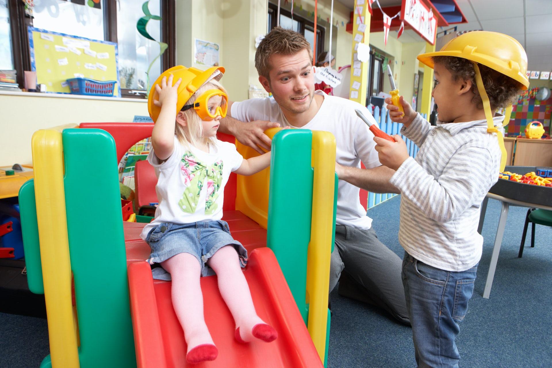 Gender education of children of preschool age