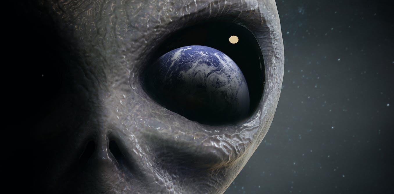 Картинки нло пришельцев