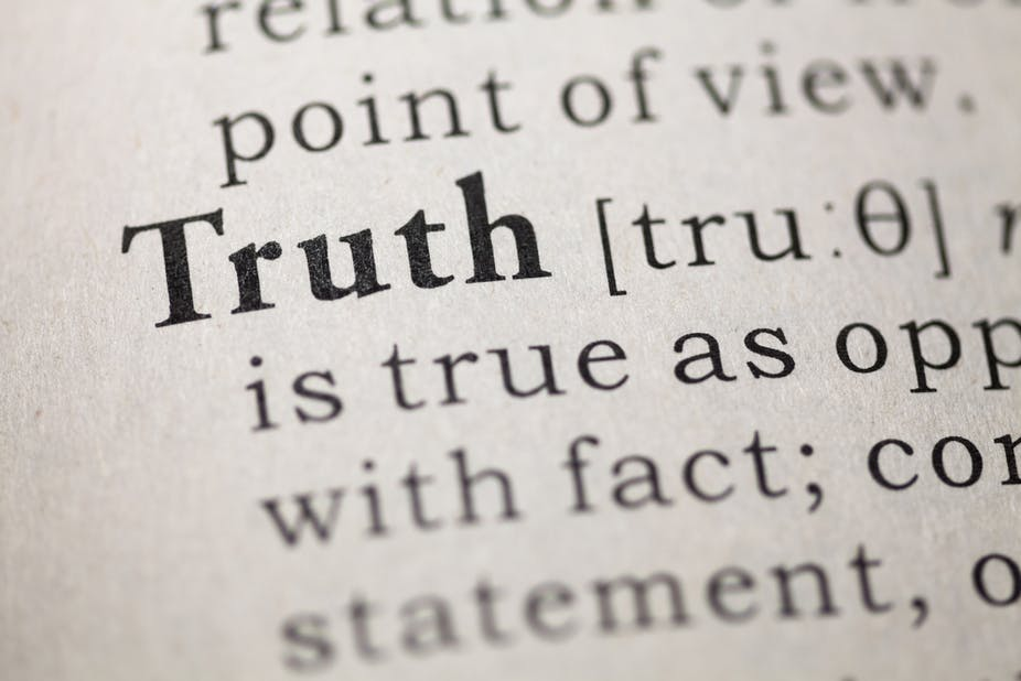 The surprising origins of 'post-truth' – and how it was