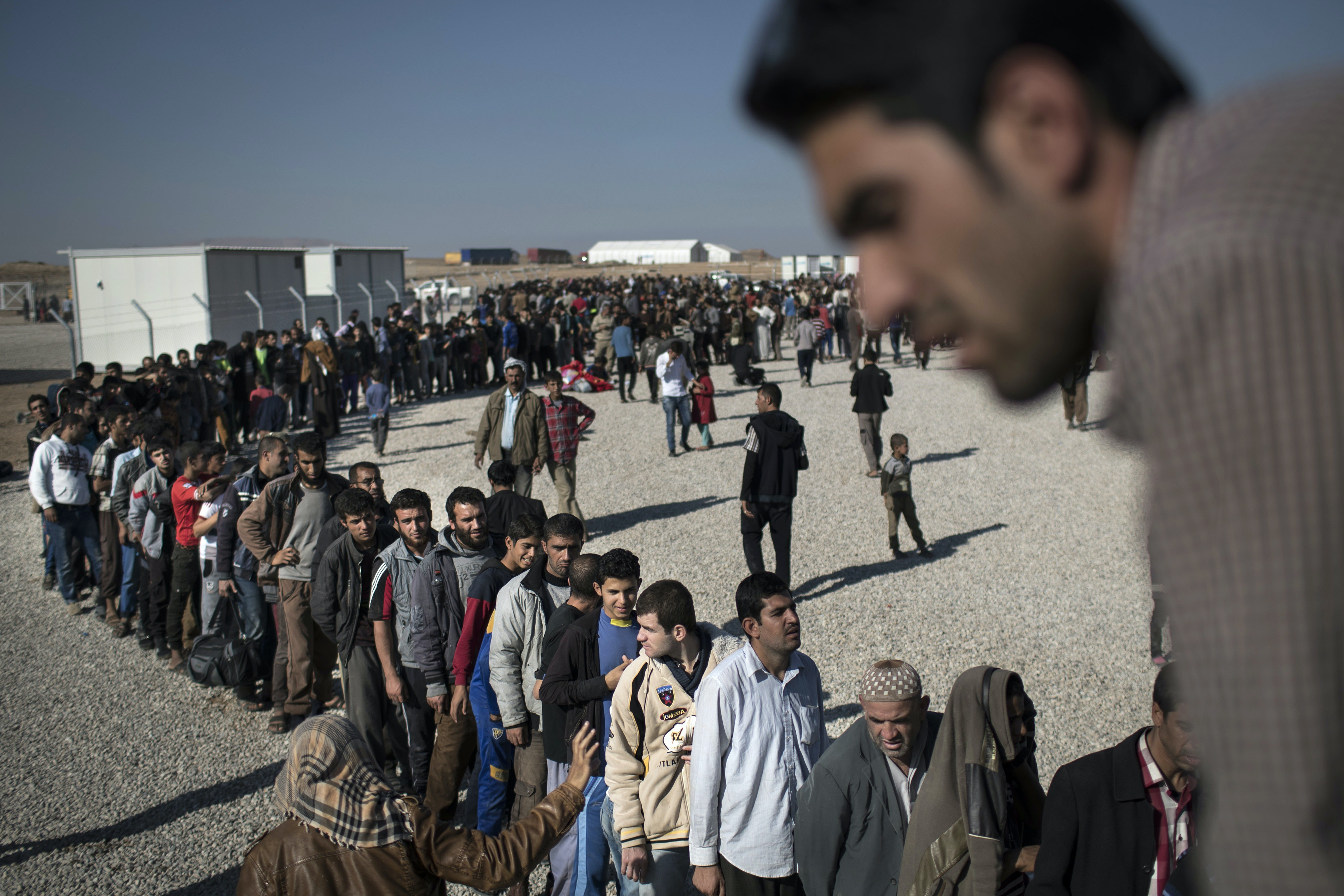 Syria: Overview of the Humanitarian Response