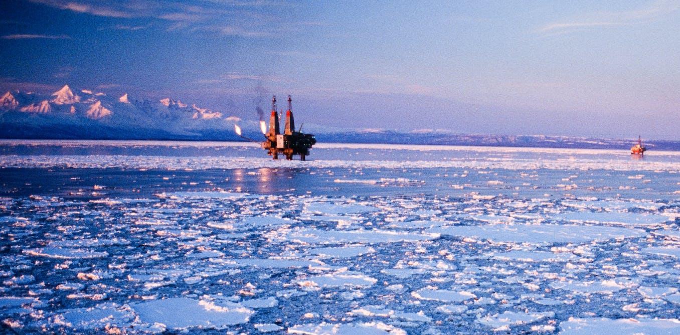 Prečo je na území Arktídy tak veľa ropy?