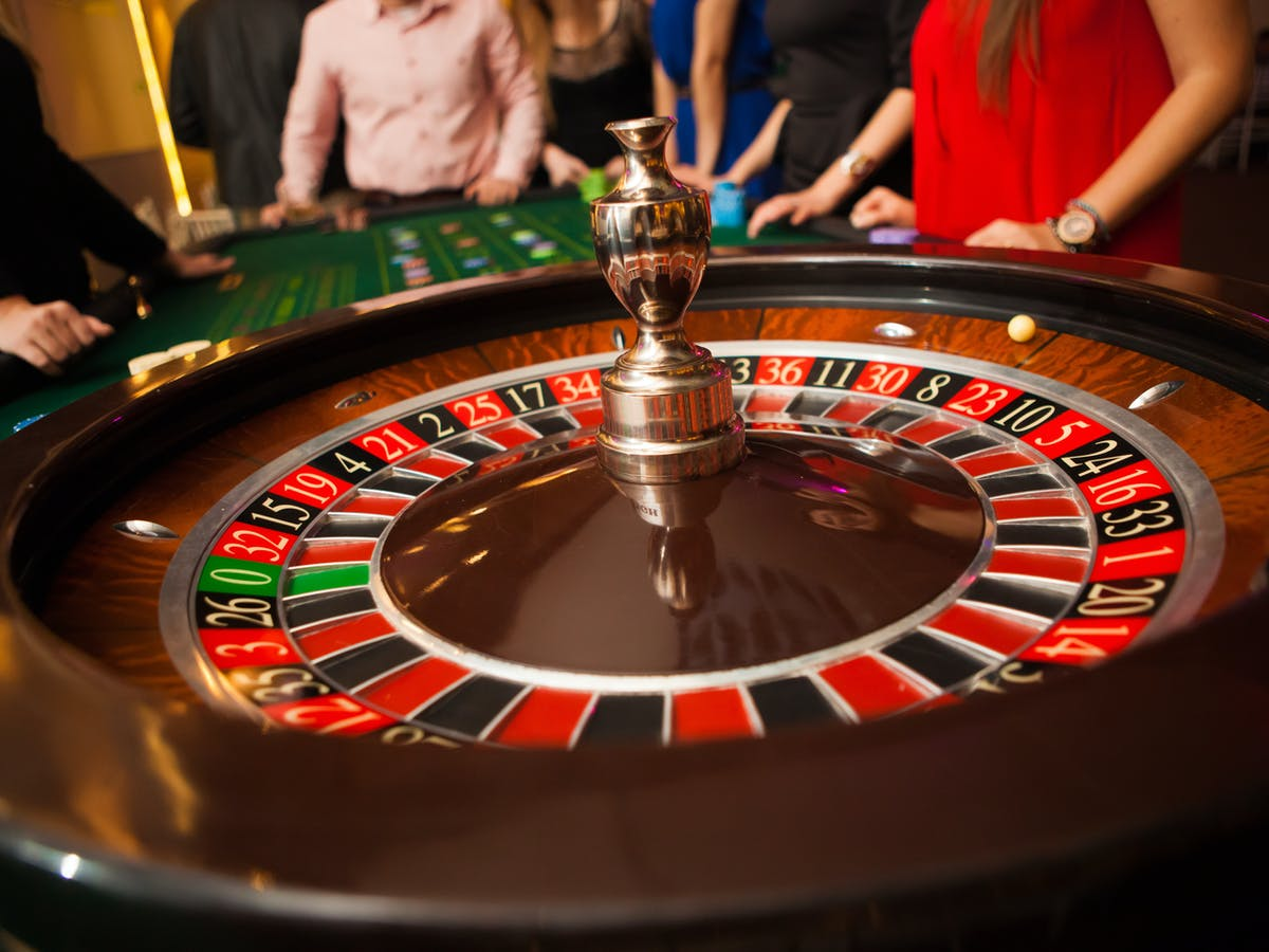 Roulette Play The Wheel Not The Table
