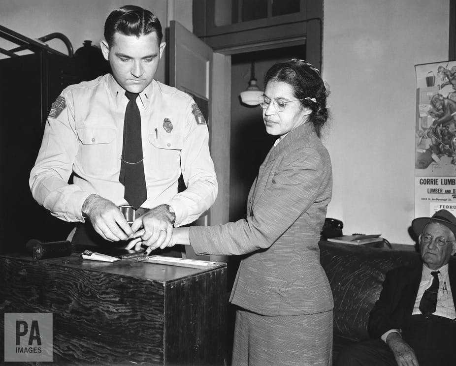 Rosa Parks And Rob Williams Sparked A Revolution Against Racism But Has The Us Squandered Their Legacy