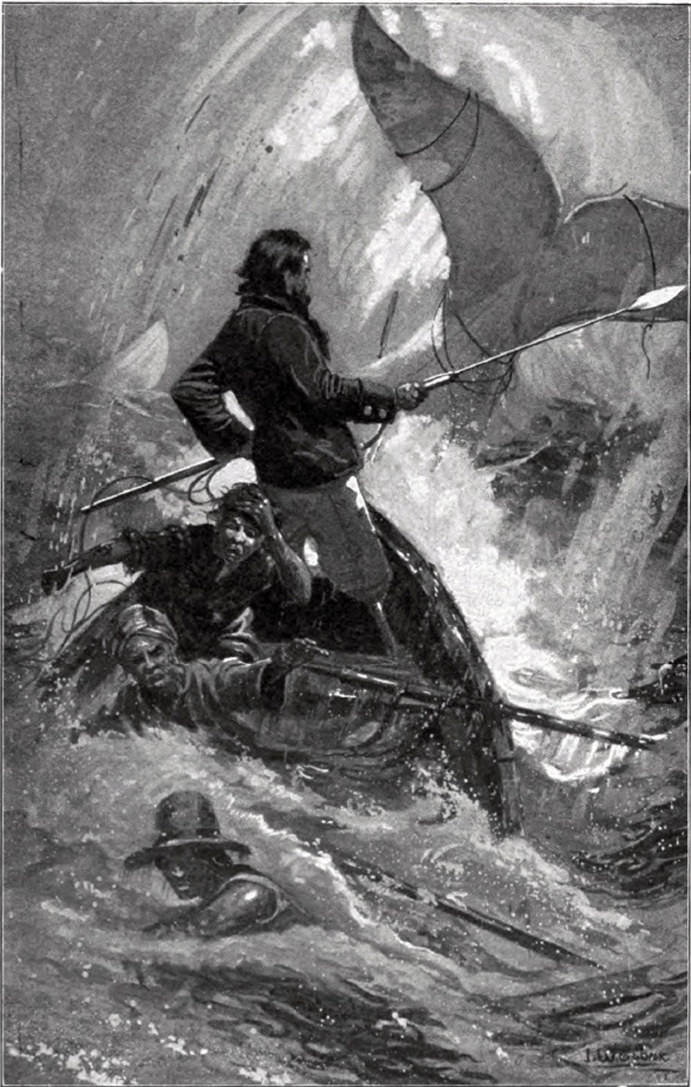 friday essay the rise and fall of oil in popular culture the final chase of moby dick i w taber