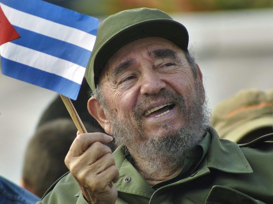 Fidel Castro Ruz: iconic censor of the liberal tradition