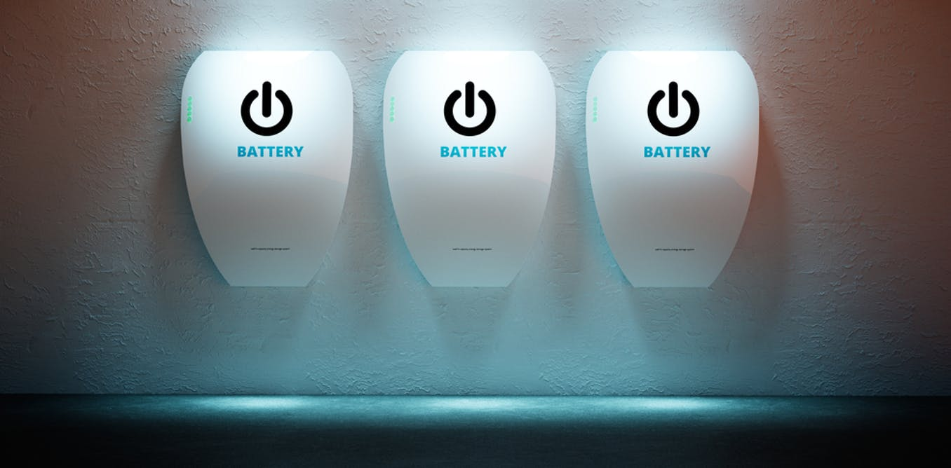 Despite The Hype Batteries Arent Cheapest Way To Store Energy Charger Battery Lithium Variable Current Up 2a By L200 On Grid