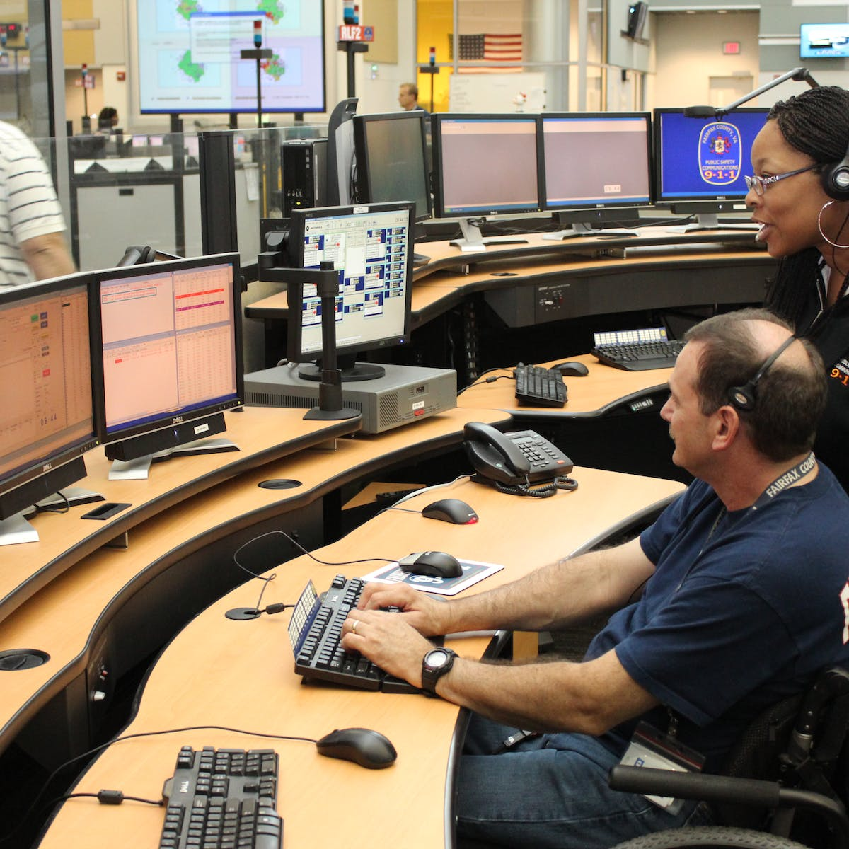 Attackers can make it impossible to dial 911