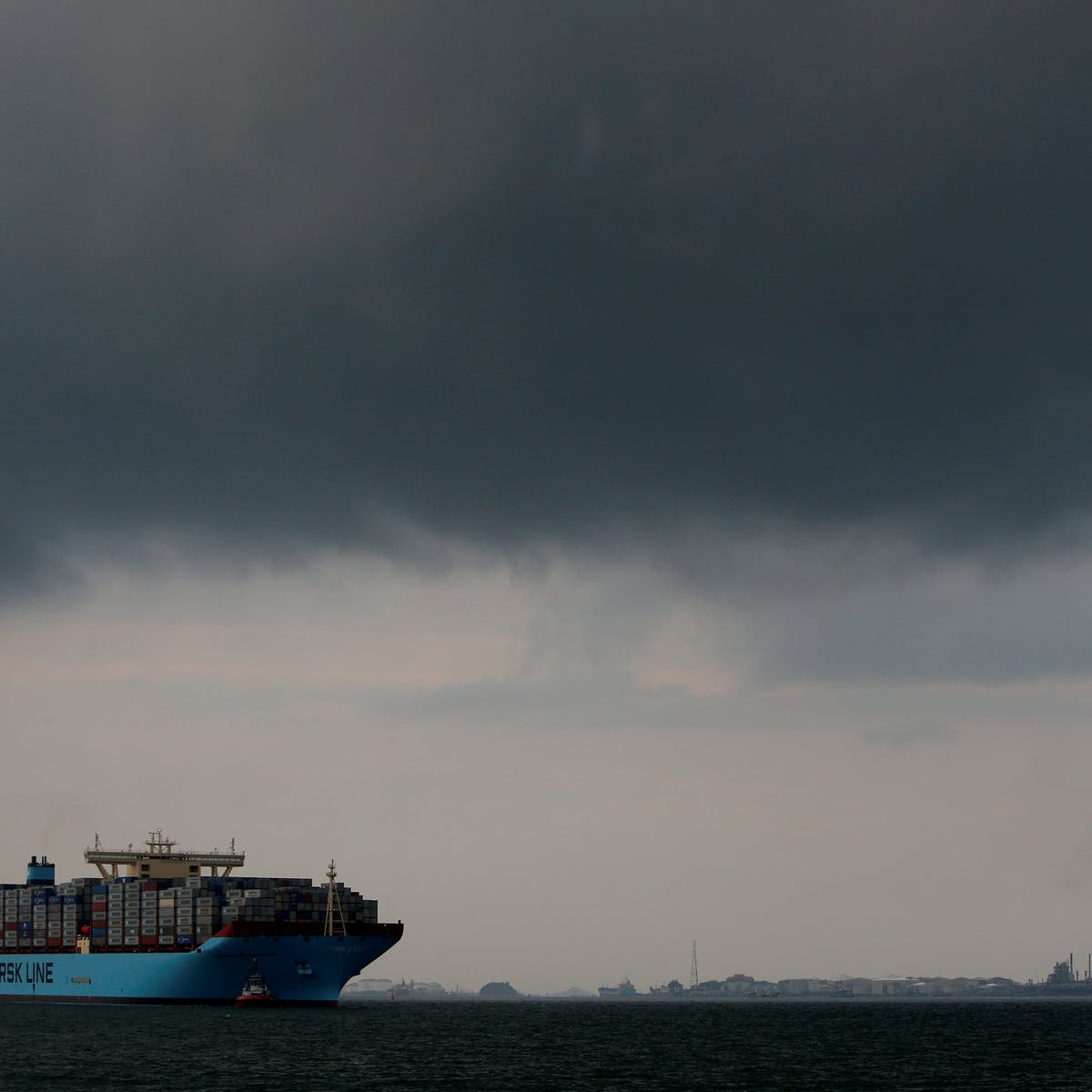 Is global shipping in the doldrums?