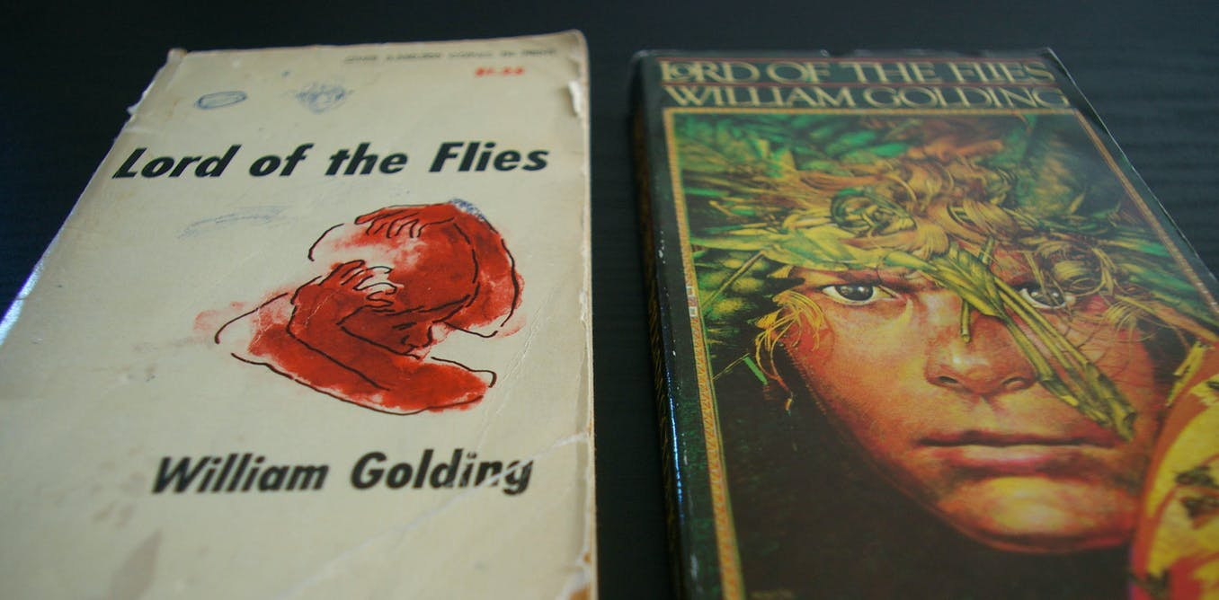 why lord of the flies is the perfect christmas gift for