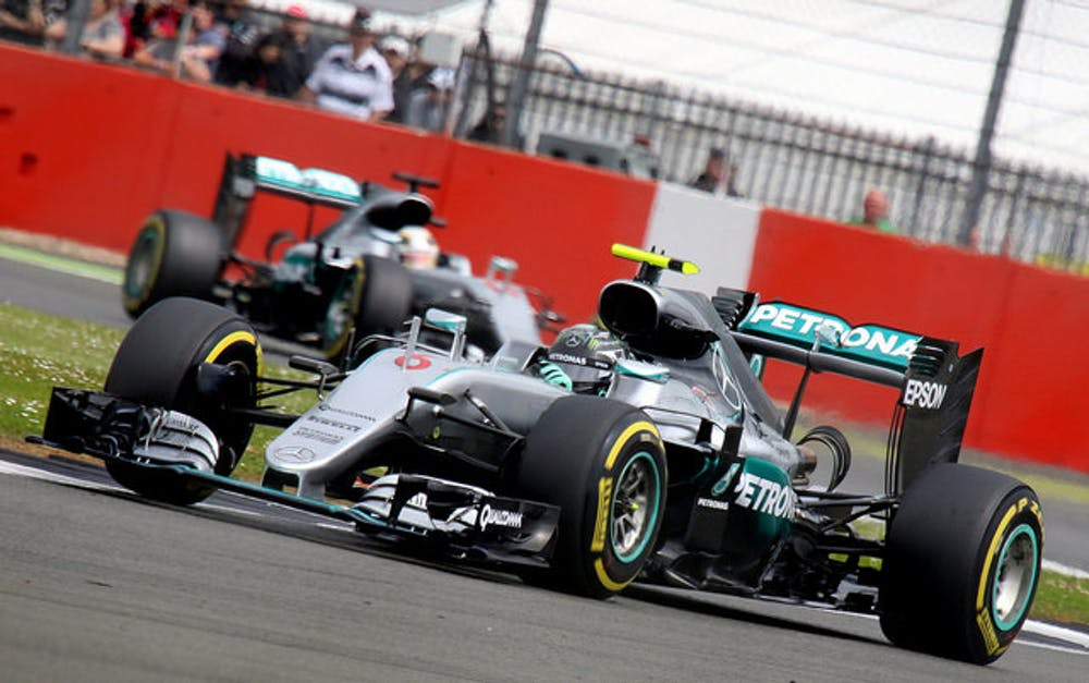 F1 Champ Rosberg Swaps Winning For Retirement But It Shouldn T Be A Shock