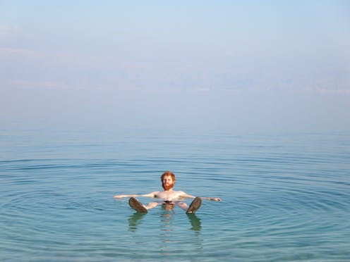 Health Check: why swimming in the sea is good for you