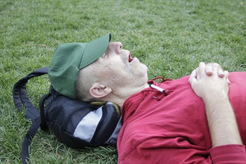 Health Check: is snoring anything to worry about?