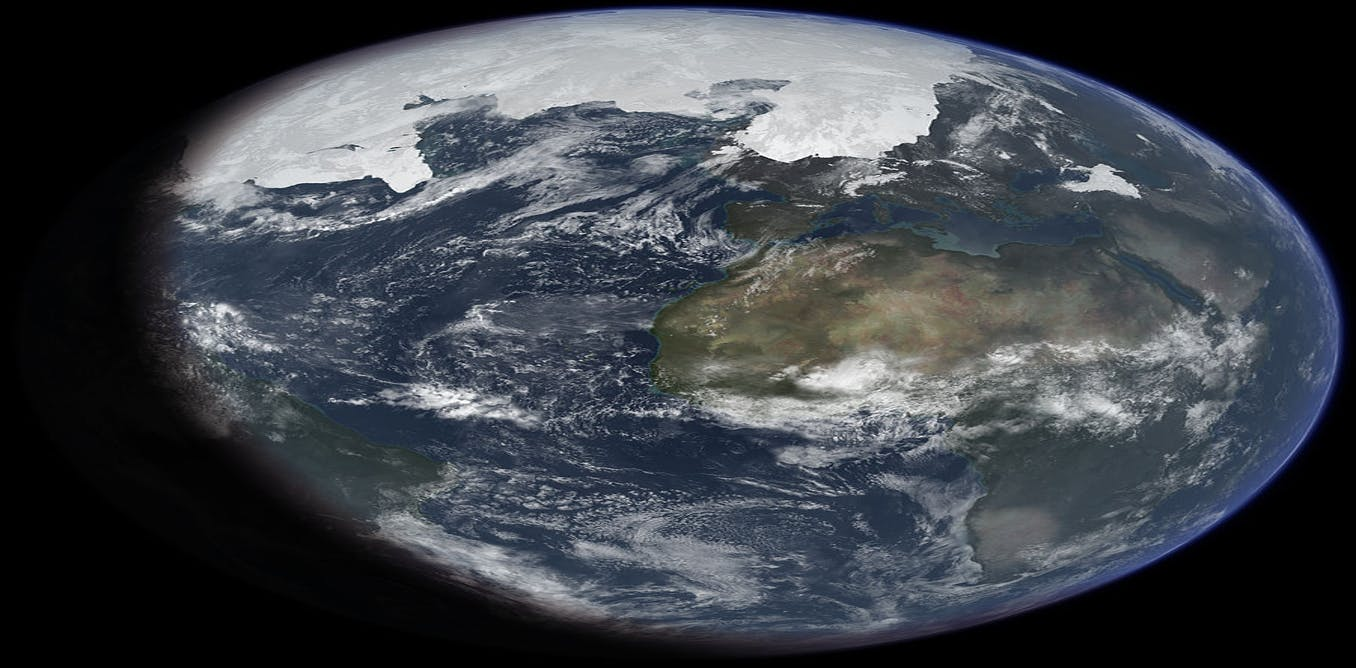 Over The Last Two And A Half Million Years The Earth Has Undergone More Than  Major Ice Ages Each Having A Profound Effect On Our Planets Climate