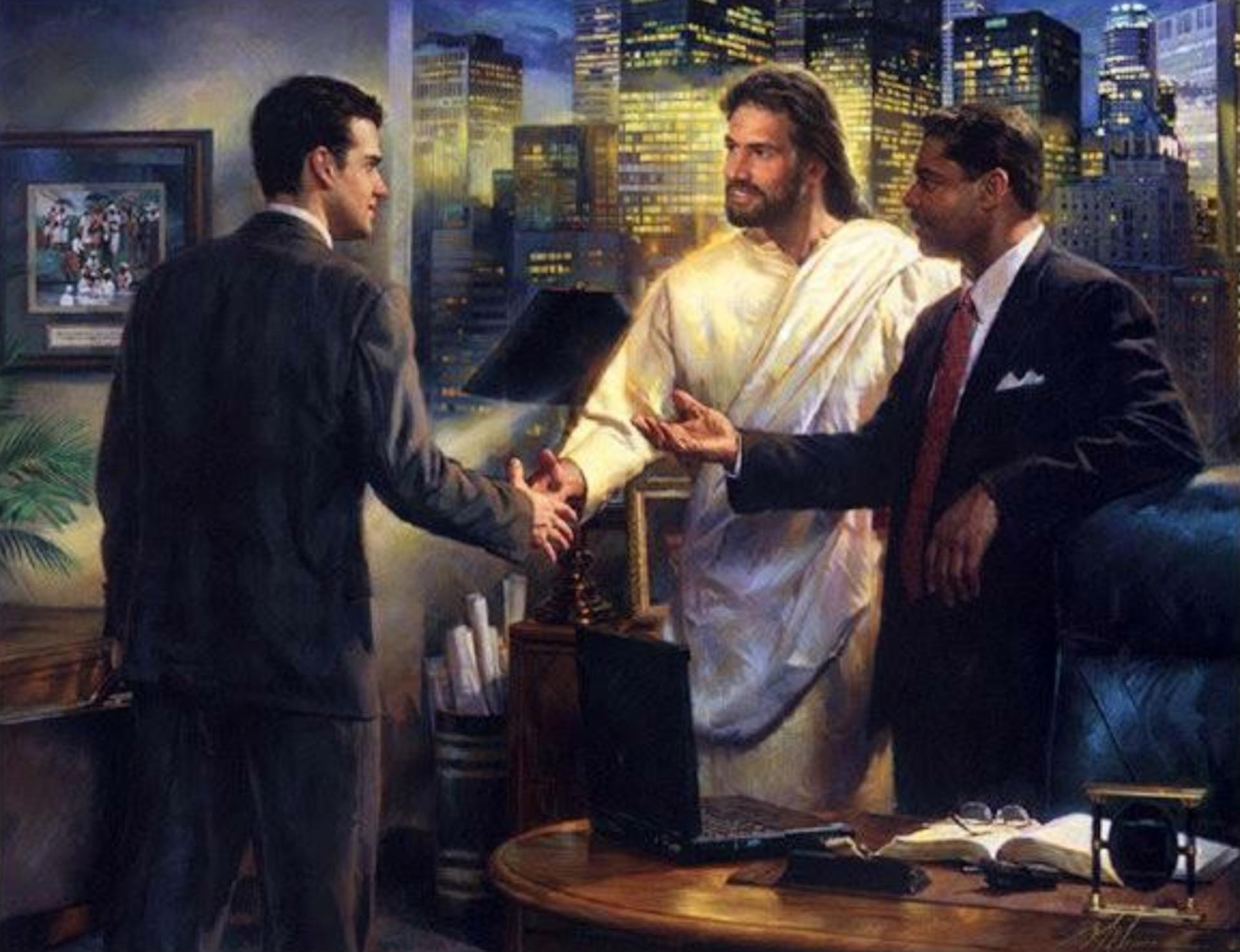 Bilderesultat for business for christ
