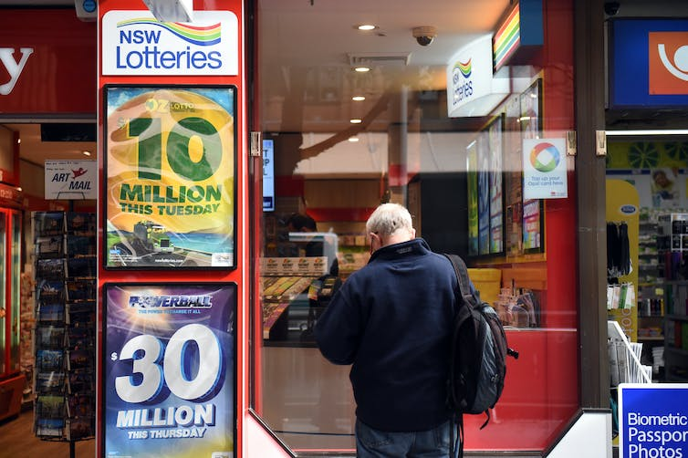Seven reasons we play lotto – even though we know we probably won't