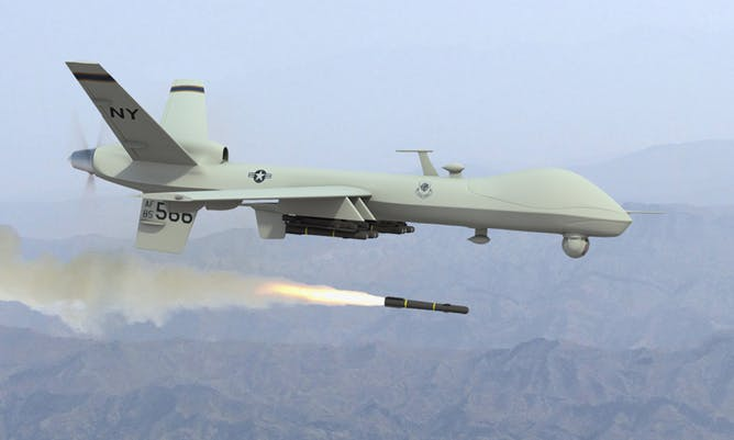 war and democracy in the age of trump us drone strike in renay parchao area of 2016 dawn com