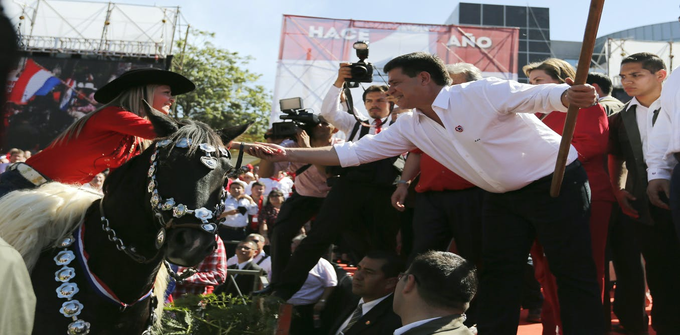 Should Paraguay allow its presidents to be reelected?