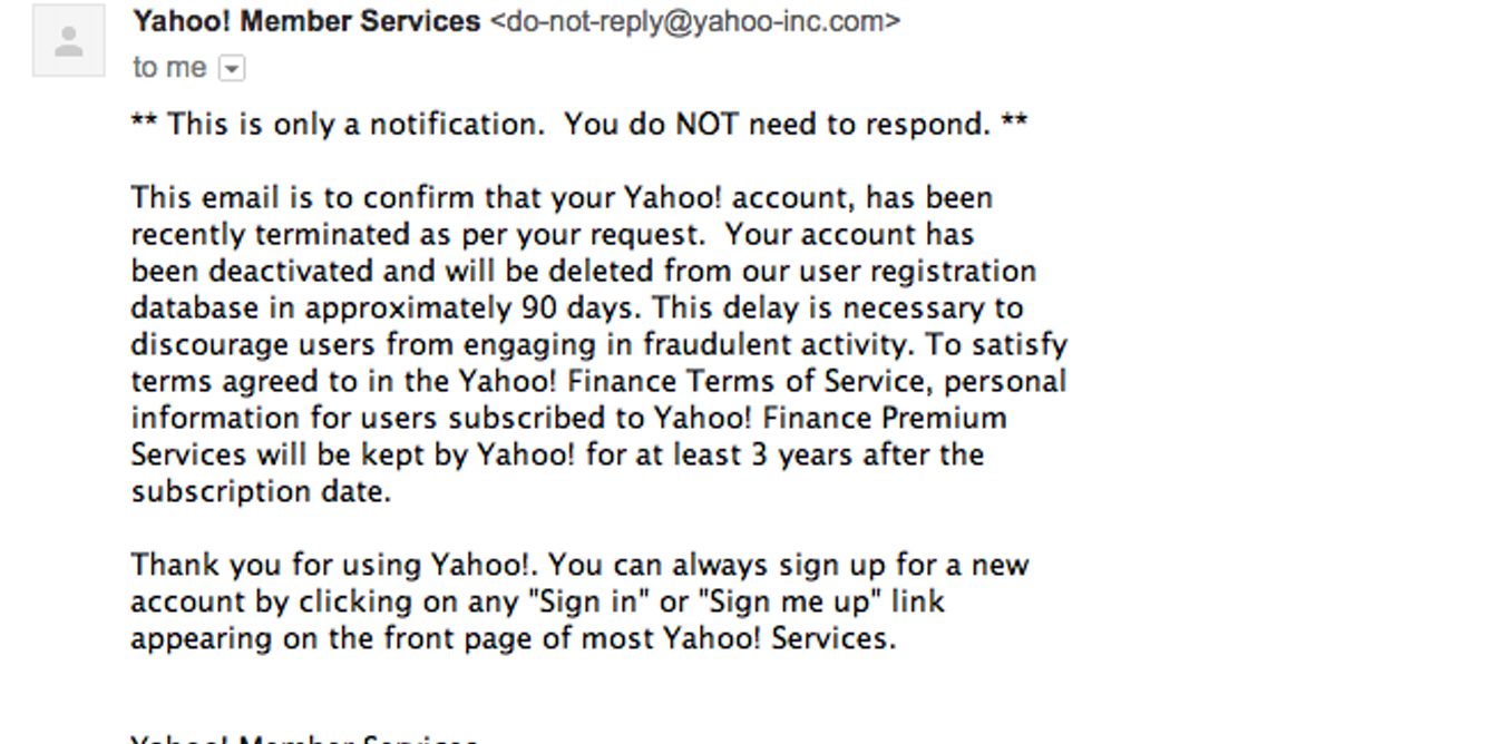 Second revealed Yahoo hack means it really is time to delete