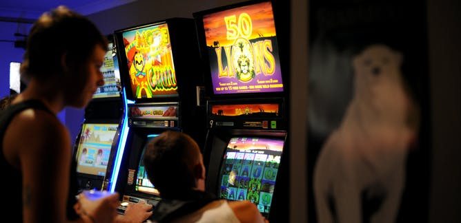 Sydney casino poker machines are maryland casinos smoke free