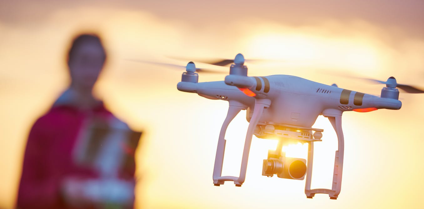 Got a drone for Christmas? Know the law before taking to the skies