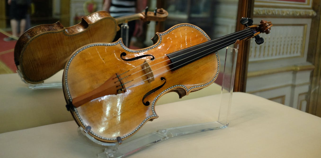 Scientists Are Trying To Uncover What Makes Stradivarius Violins Special But Are They Wasting Their Time
