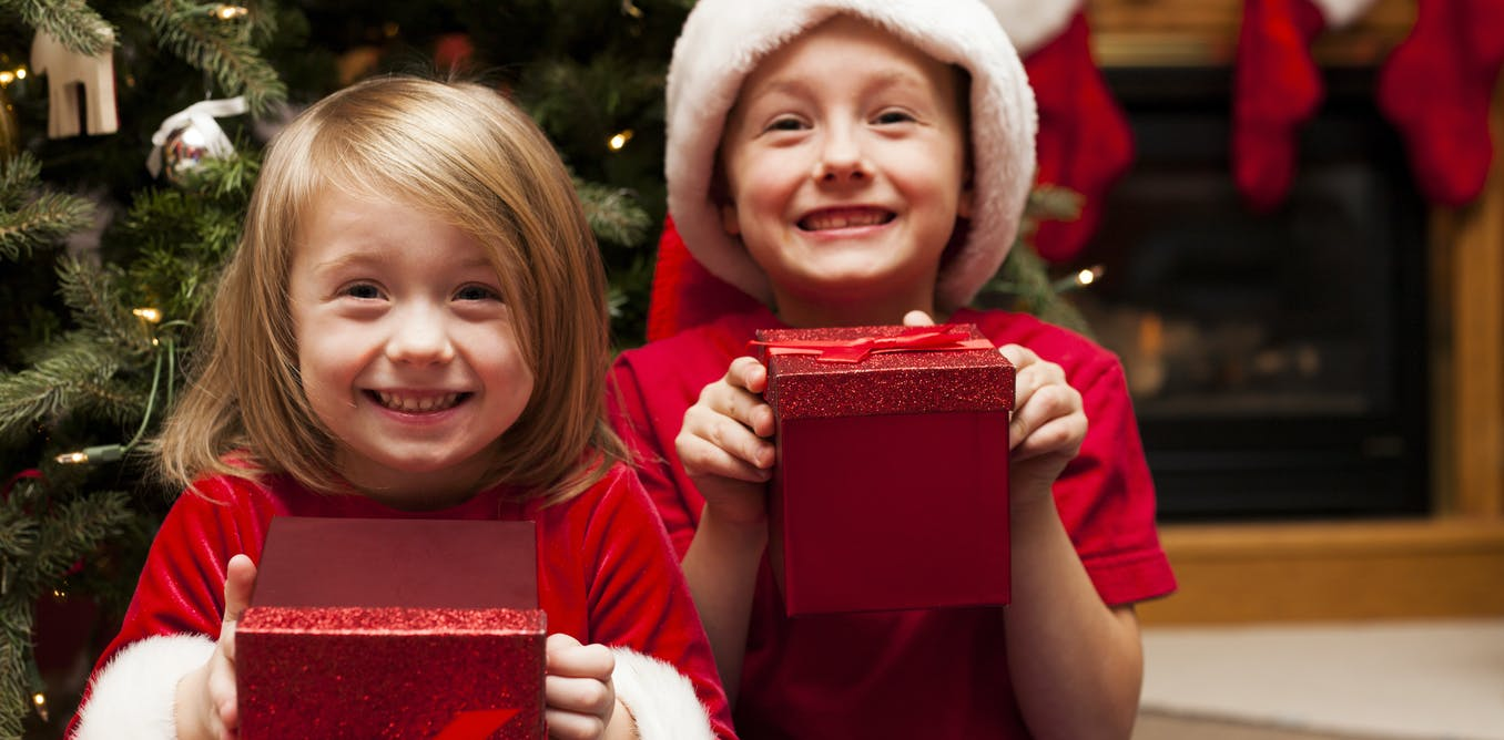 heres why young children often prefer wrapping paper and boxes to actual presents