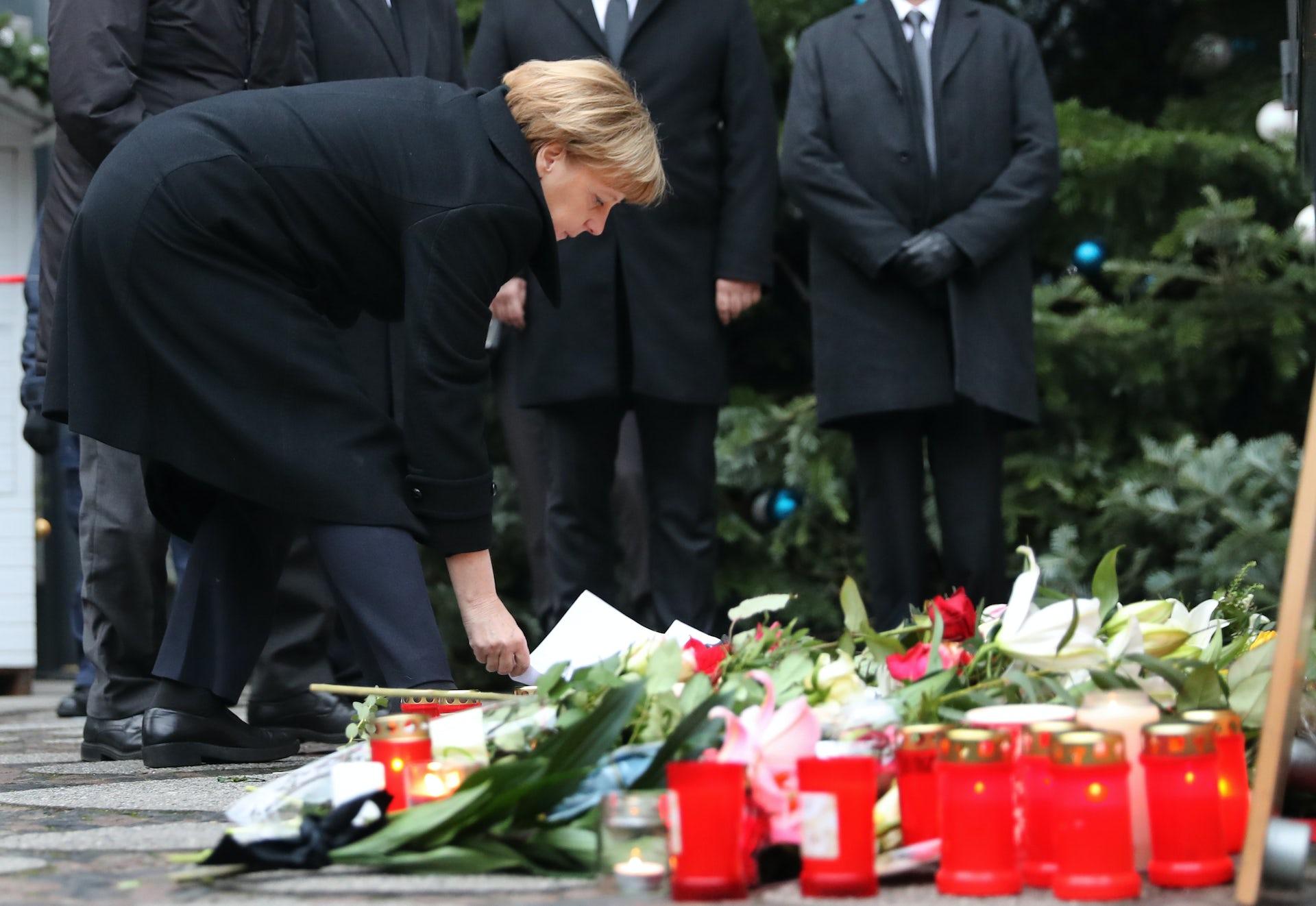 Design Attack Berlin why berlin market attack puts pressure on angela merkel