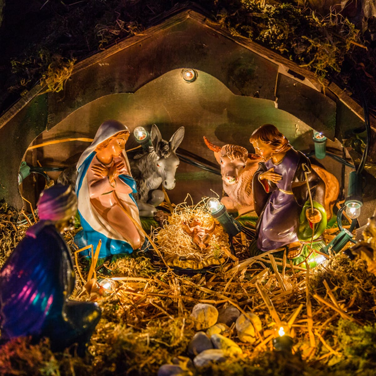 The First Christmas.Uncovering The Language Of The First Christmas