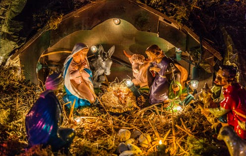 uncovering the language of the first christmas - When Was The First Christmas