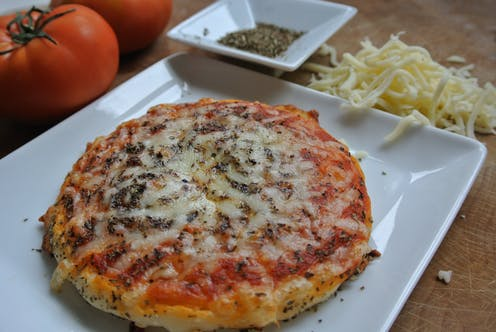 Would you eat a 3D printed pizza?