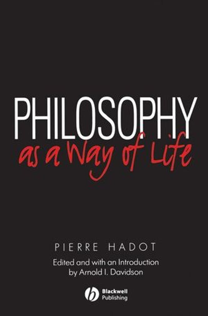where to start reading philosophy this book is a collection of essays by the late french philosopher and philologist pierre hadot after 1970 via his studies of classical literature