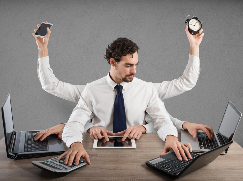Too many tabs – why some people can multitask online and others can't