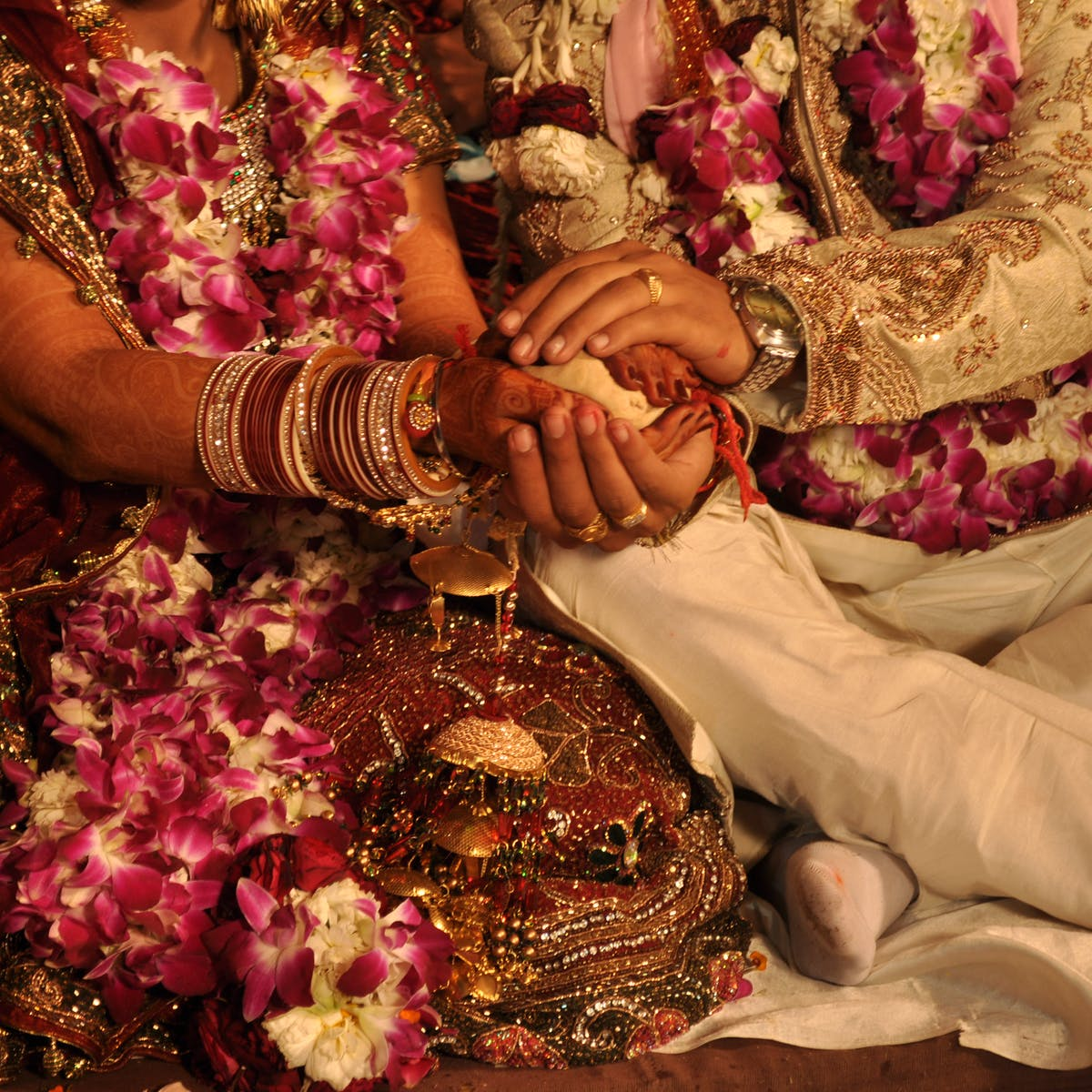 Inside the big fat Indian wedding: conservatism, competition
