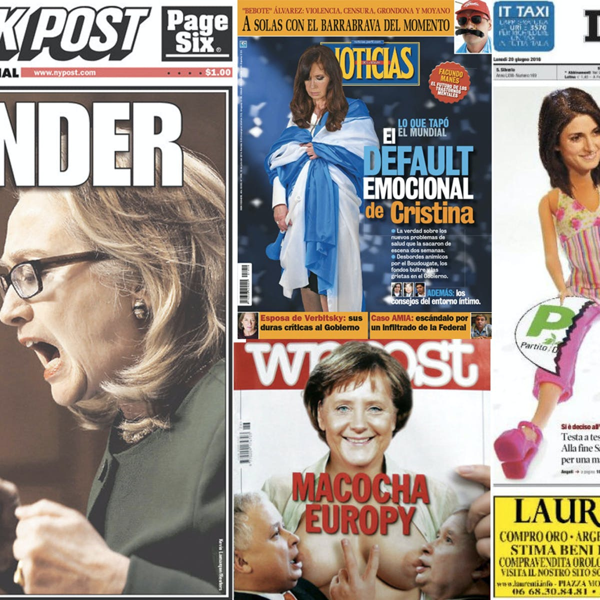 Five ways the media hurts female politicians — and how