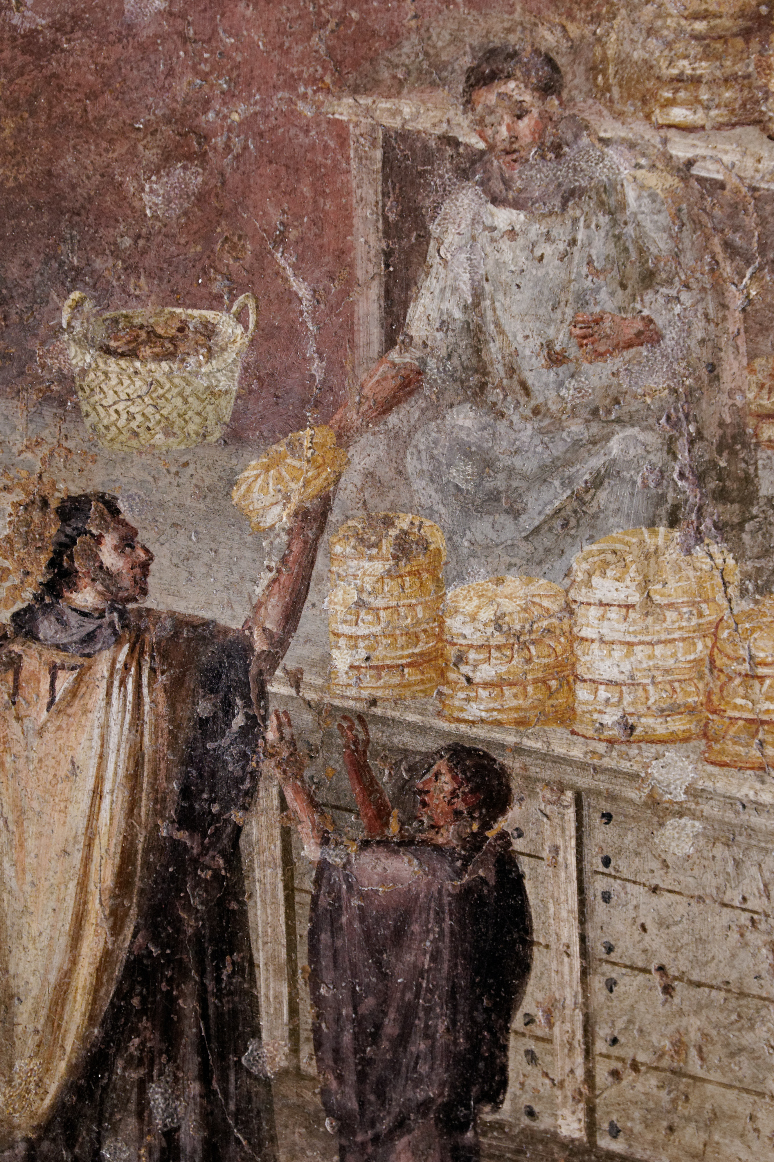 Why in ancient times people did not eat each other