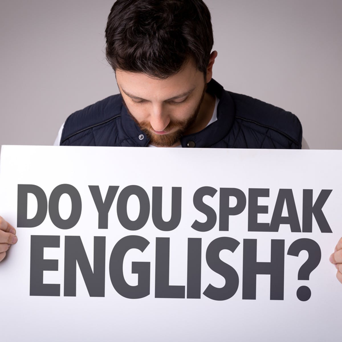 Why your ability to speak English could be judged on how you