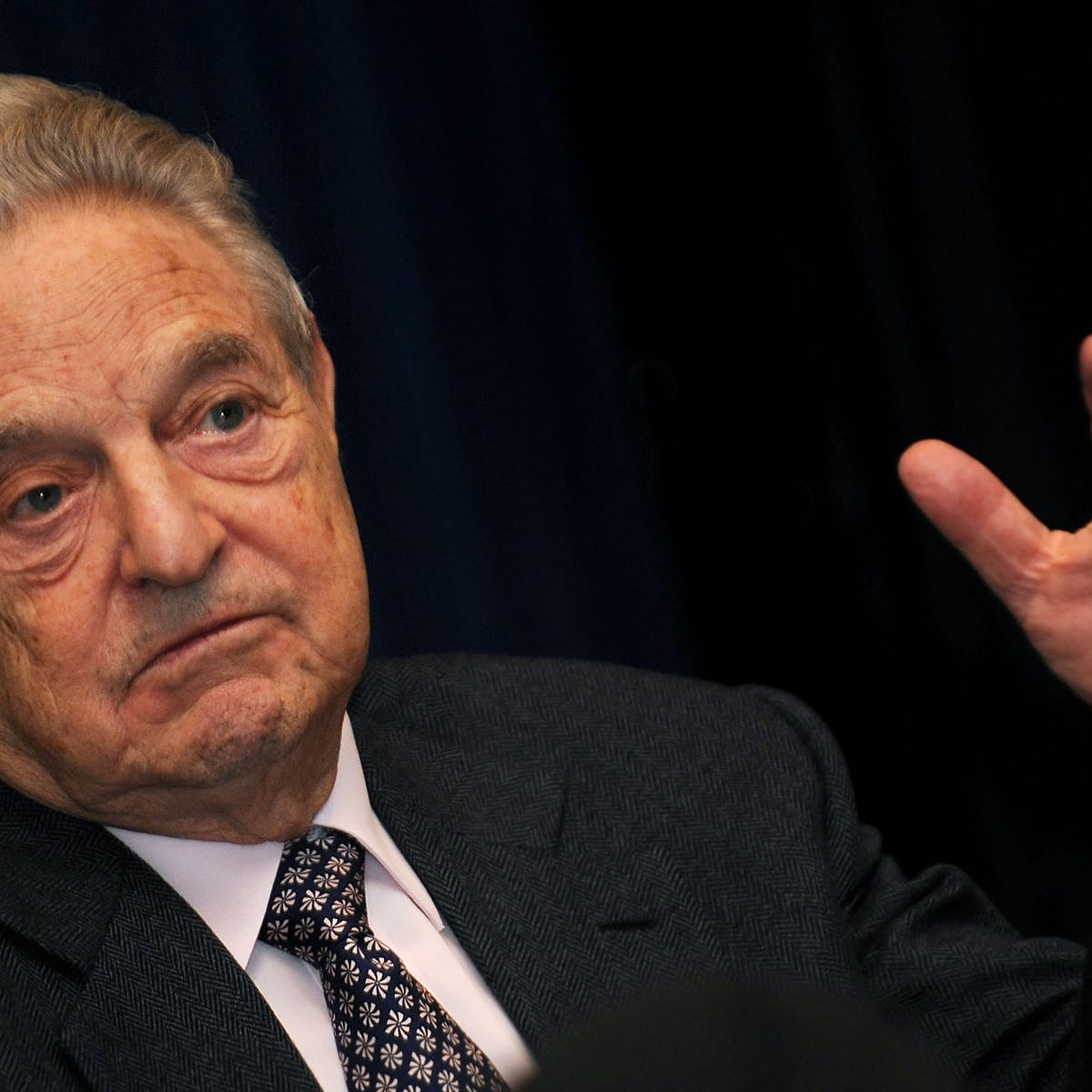 Open sesame: George Soros and the foundations for change