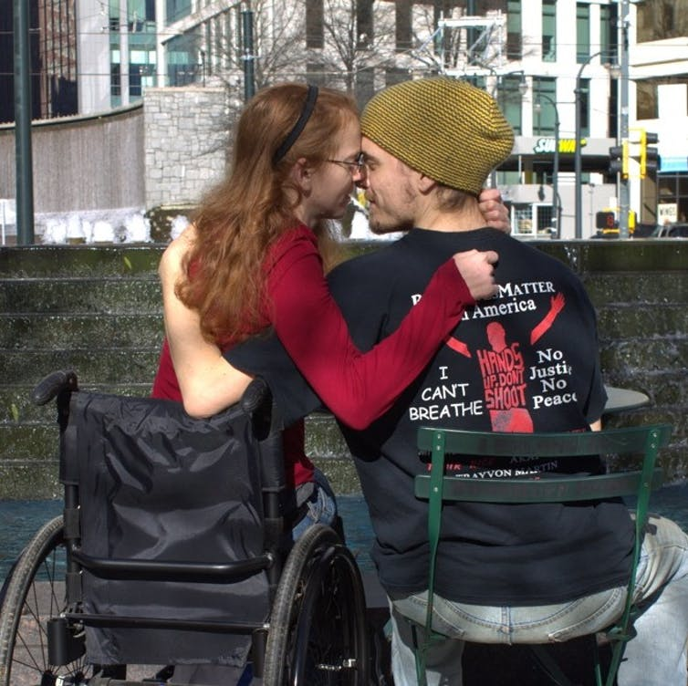 the sex life of the disabled individuals in disabled and fighting for a sex life Helpguide has no advertising or corporate sponsors we depend on support from our readers all donations help and are greatly appreciated close.