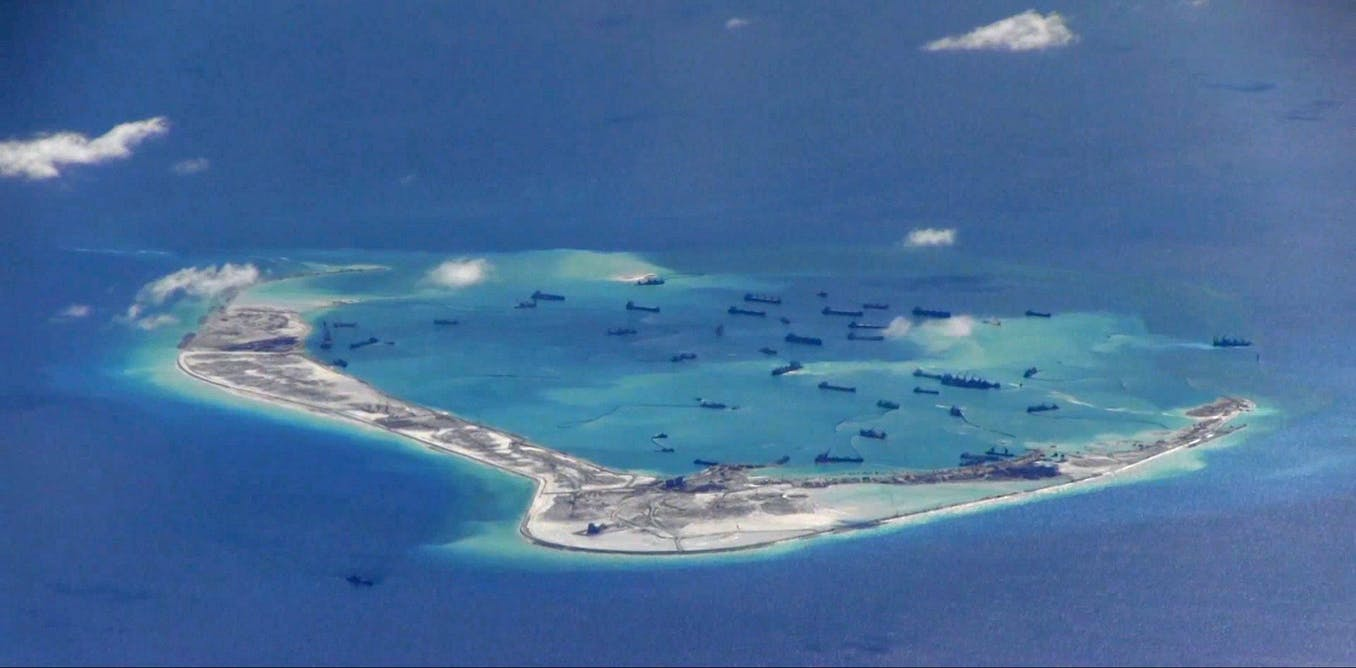 Why is the South China Sea so important to the US?