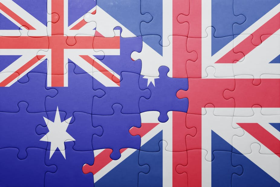 no longer tied to britain australia is still searching for its