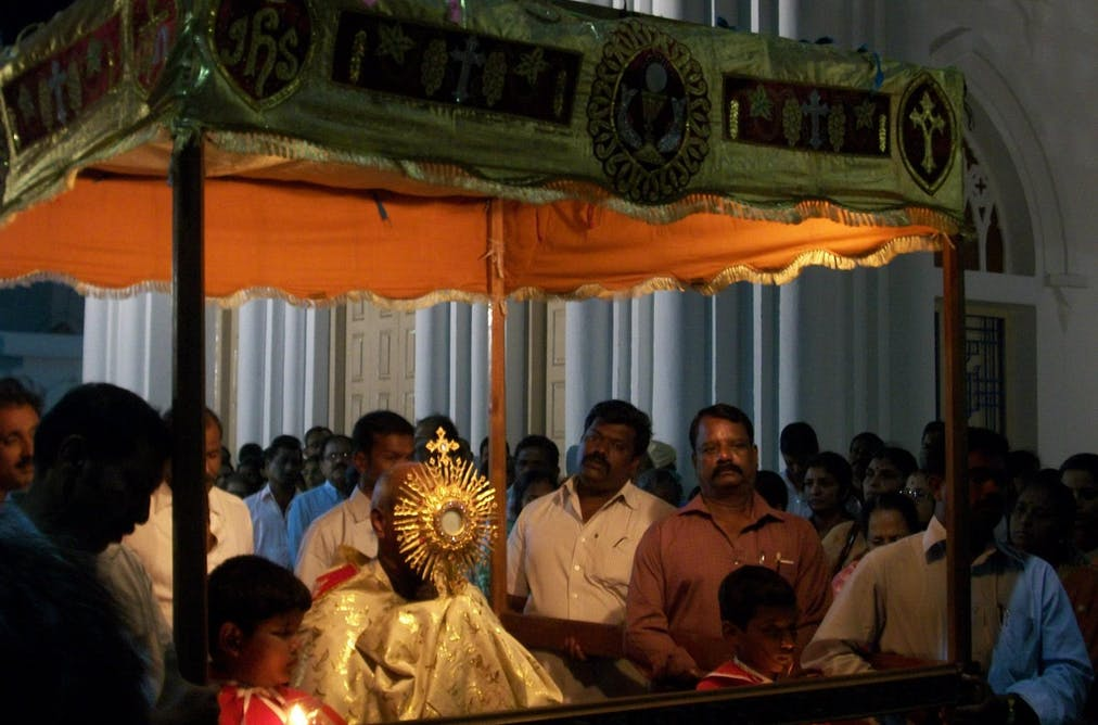 This old Catholic ritual is giving Brazil's economy a small boost