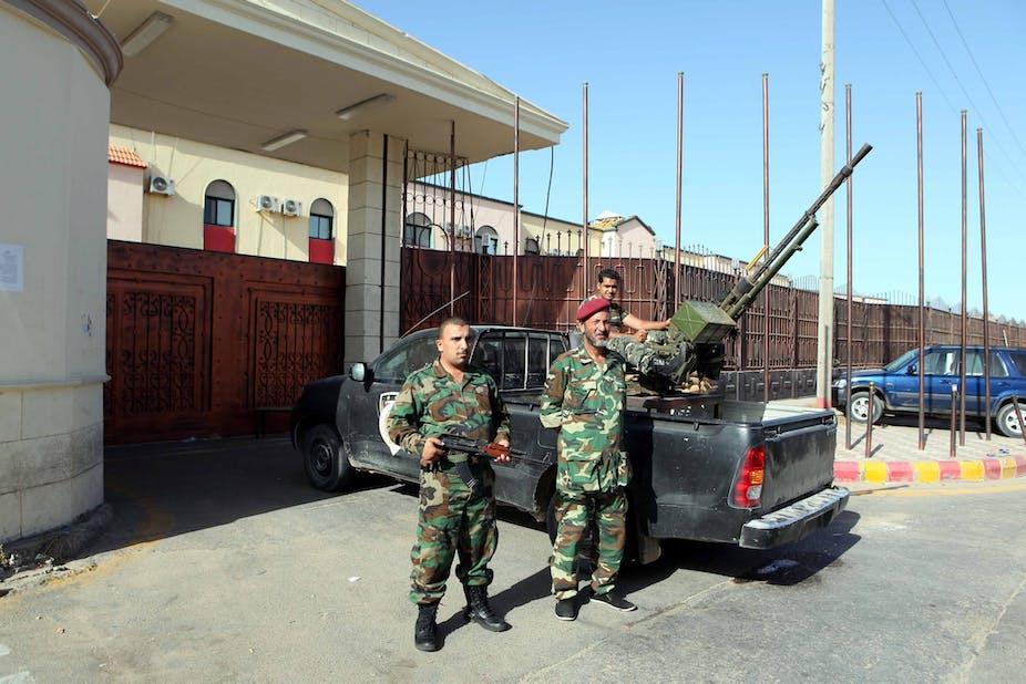 struggle for democracy in libya wikipedia