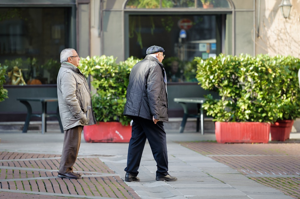 New study shows more time walking means less time in hospital