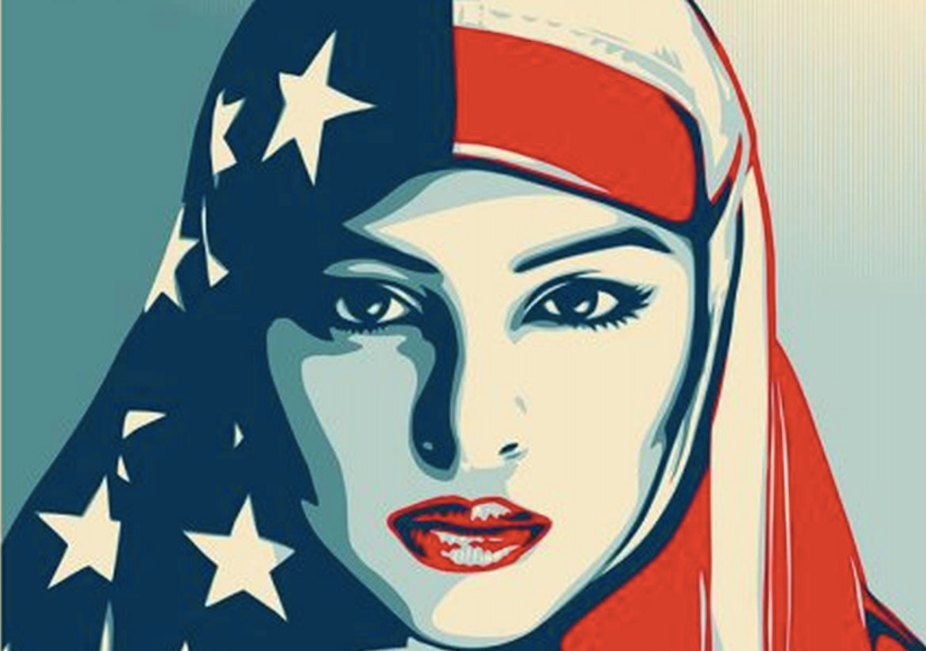 shepard fairey s inauguration posters may define political art in