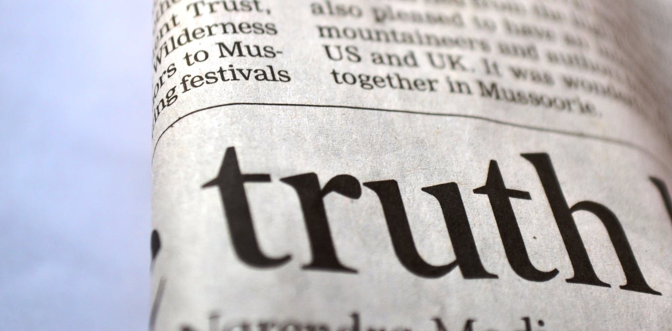 Scientists have a word for studying the post-truth world: agnotology
