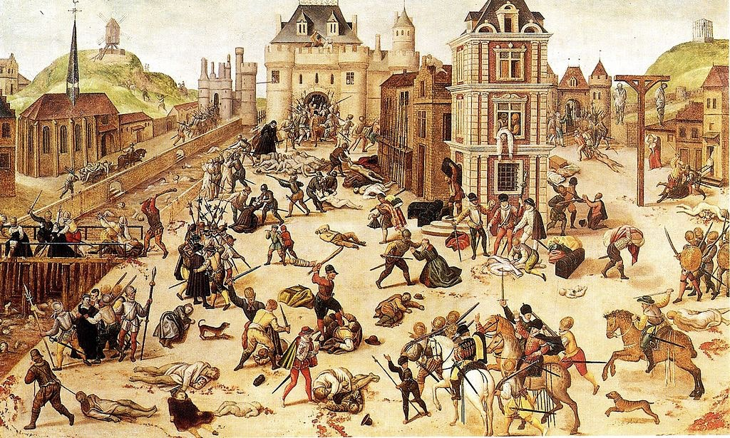 Five of the most violent moments of the Reformation